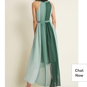 3761f29a773a4a ModCloth Dresses | Peachy Queen Maxi Dress In Pearmint | Poshmark